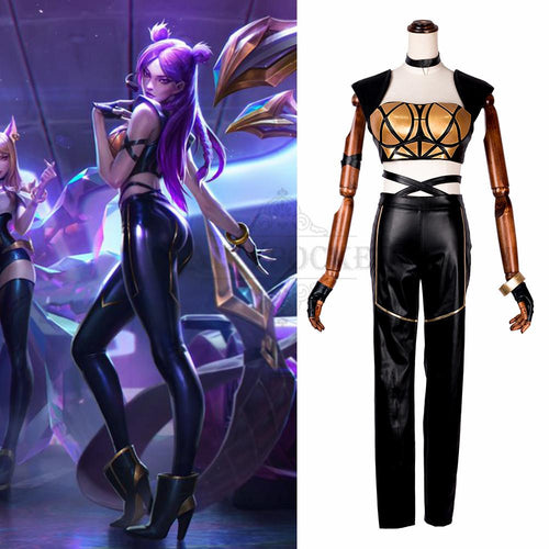 League of Legends Kaisa Cosplay Costume