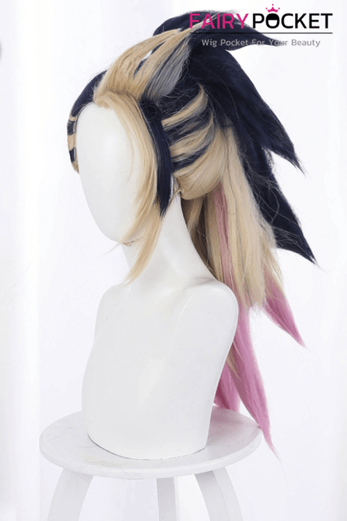 League of Legends Akali Cosplay Wig