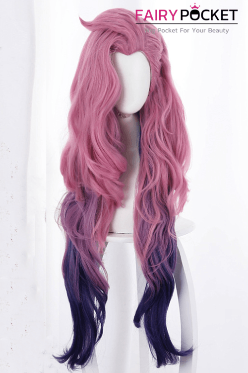 League of Legends Seraphine Cosplay Wig
