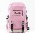 Lil Peep Backpack (5 Colors) - O