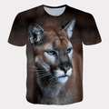 Lion Animal T-Shirt