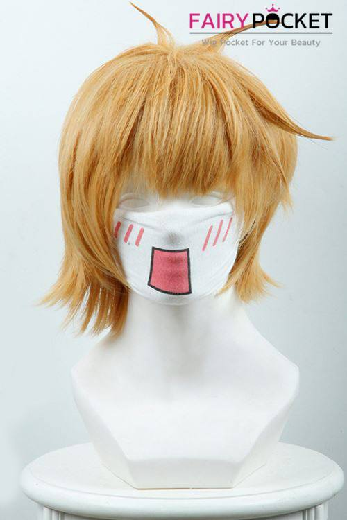 Little Witch Academia Lotte Yansson Cosplay Wig