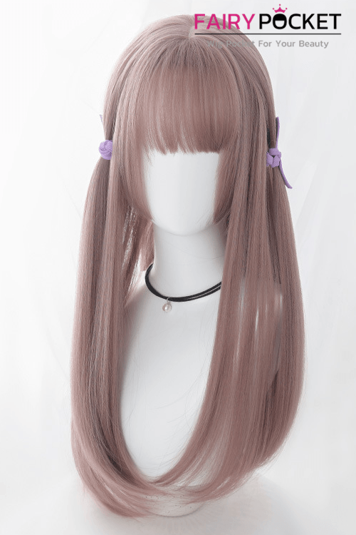 Lolita Sable Brown Straight Basic Cap Wig