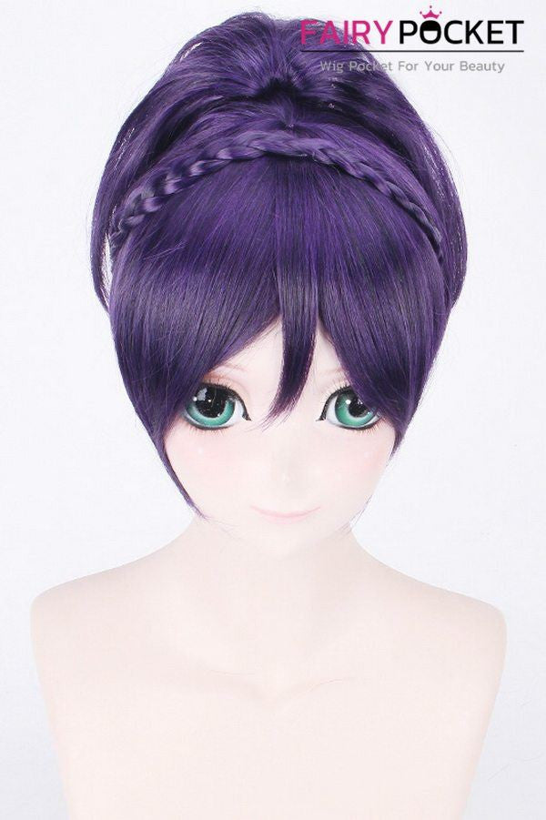 LoveLive  Nozomi Toujou Anime Cosplay Wig - Updo