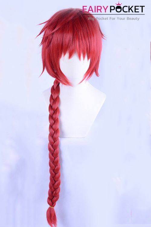 Magic Knight Rayearth Shidou Hikaru Cosplay Wig