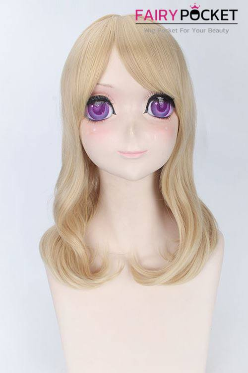 Medium Wavy Fawn Basic Cap Wig