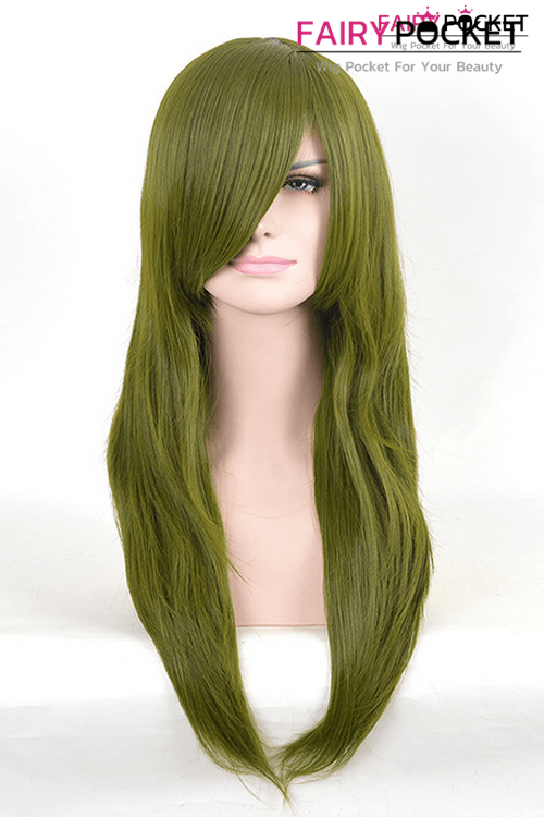 Mekakucity Actors Tsubomi Kido Anime Cosplay Wig