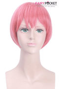 Miss Kobayashi's Dragon Maid Kobayashi Anime Cosplay Wig