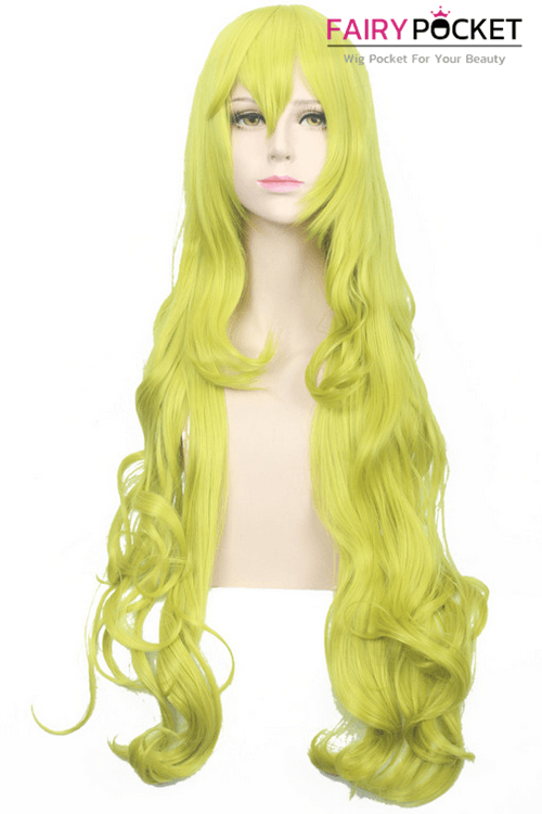 Miss Kobayashi's Dragon Maid Quetzalcoatl Anime Cosplay Wig