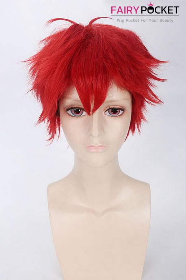 Monthly Girls' Nozaki-kun Mikoto Mikoshiba Anime Cosplay Wig