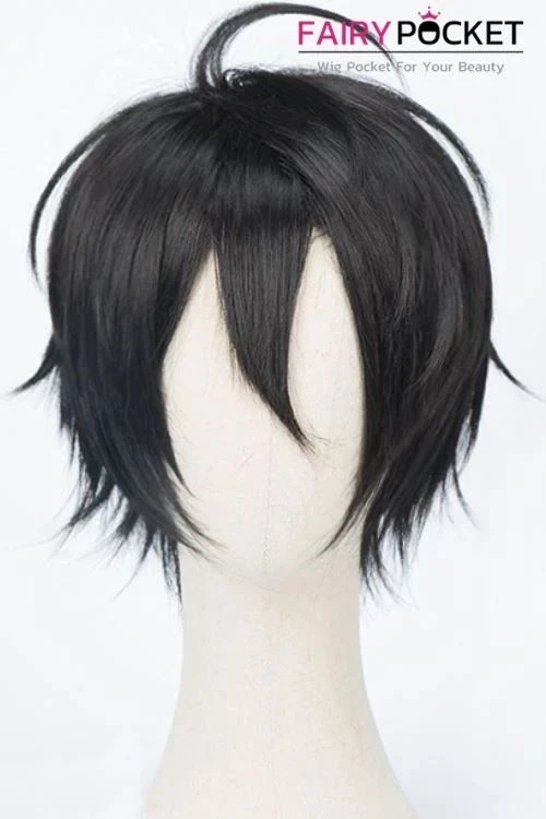 My Youth Romantic Comedy is Wrong as I Expected 3 Hachiman Hikigaya Cosplay Wig