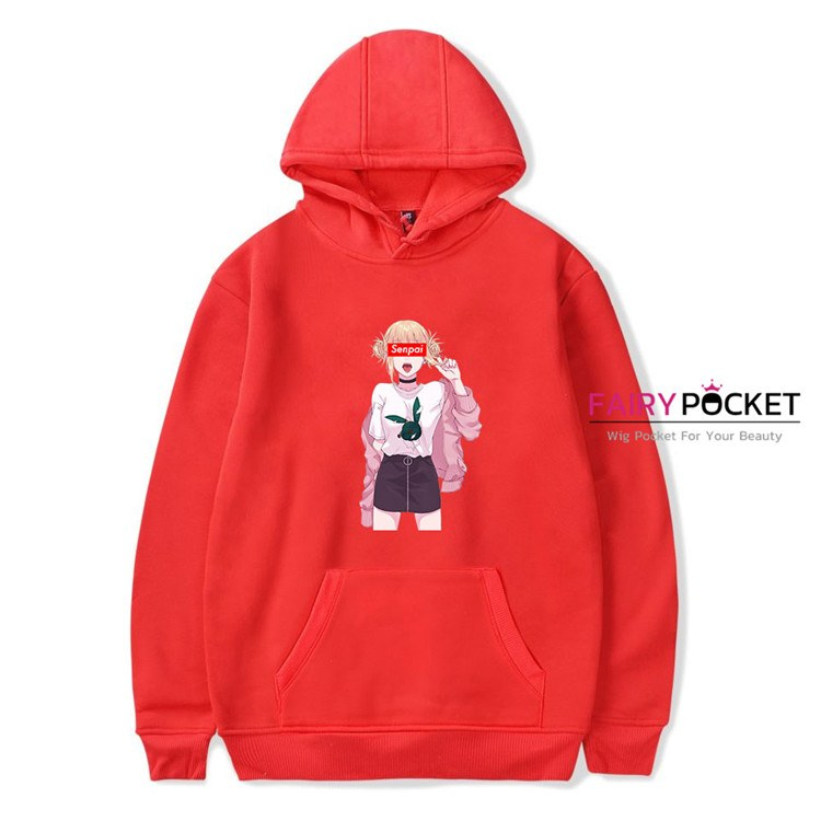 my hero academia himiko toga hoodie b outlet for sale