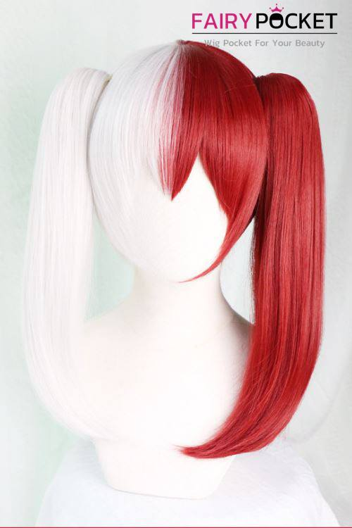 My Hero Academia Shouto Todoroki Anime Cosplay Wig - B
