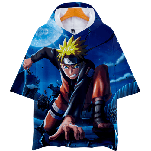 Naruto Anime T-Shirt - W