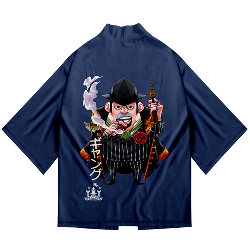 One Piece Anime Haori - O