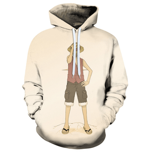 One Piece Anime Hoodie - BP