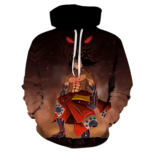 One Piece Anime Hoodie - KG