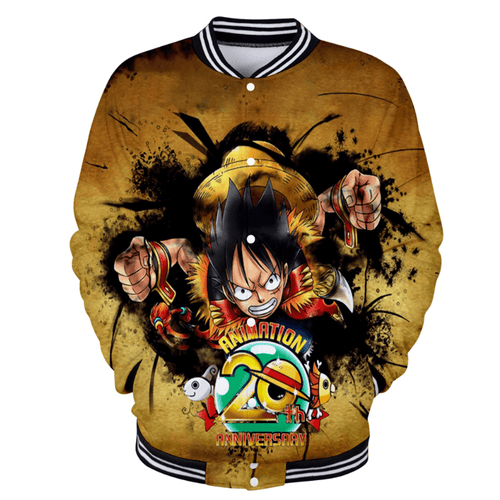 One Piece Anime Jacket/Coat - CP