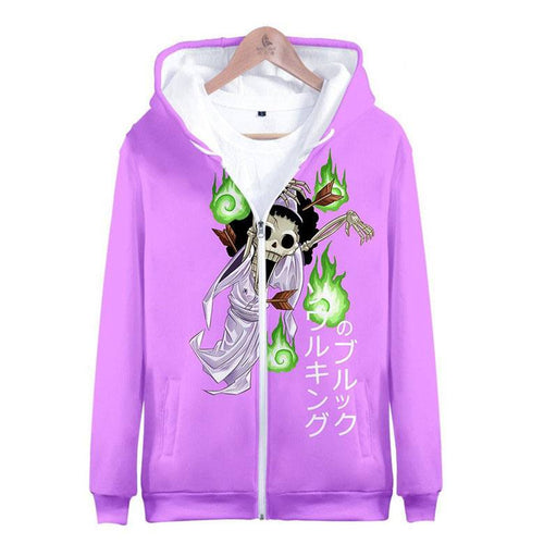 One Piece Anime Jacket/Coat - Q