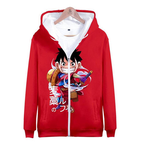 One Piece Anime Jacket/Coat - R