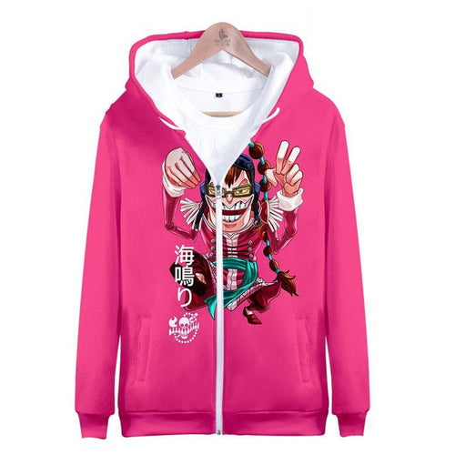 One Piece Anime Jacket/Coat - S