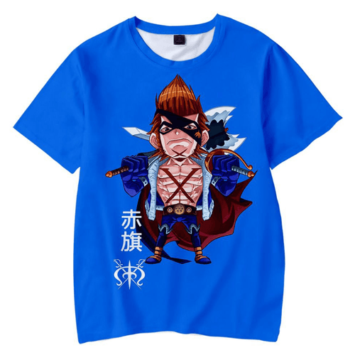 One Piece Anime T-Shirt - BA