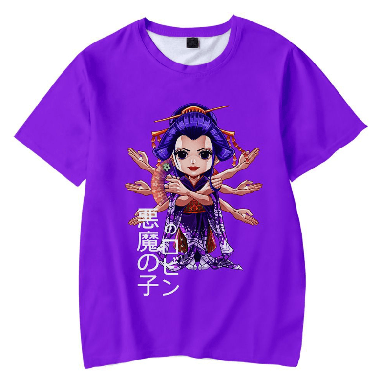 One Piece Anime T-Shirt - Q