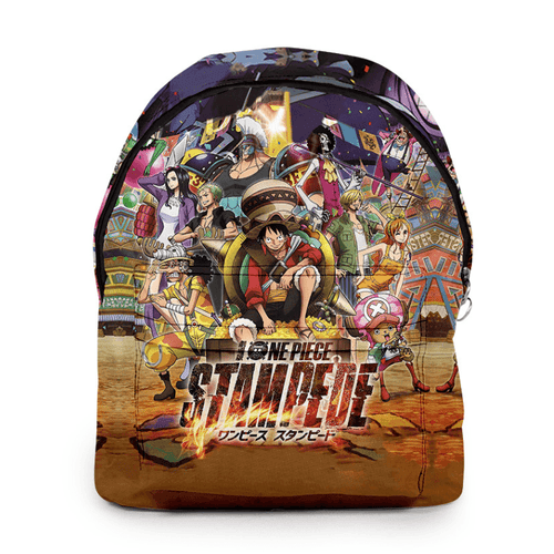 One Piece Backpack - U
