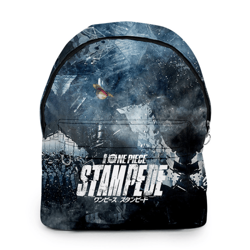 One Piece Backpack - V