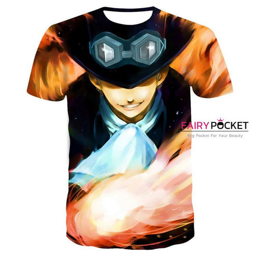 One Piece T-Shirt - C