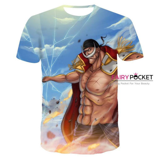 One Piece T-Shirt - D