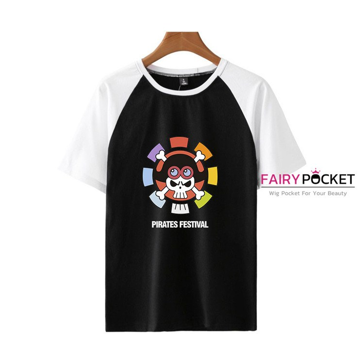 One Piece T-Shirt (3 Colors) - D