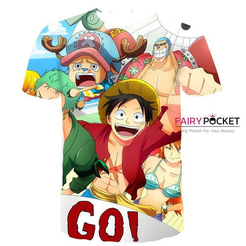 One Piece T-Shirt - G