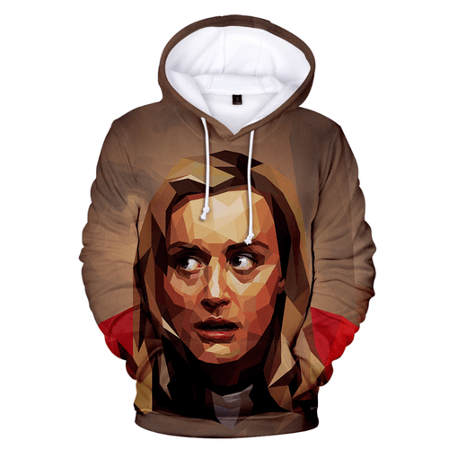 Orange Is the New Black Hoodie - B