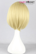 Ouran High School Host Club Nekozawa Umehito Anime Cosplay Wig