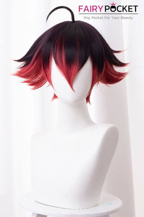 PROMARE Gueira Cosplay Wig