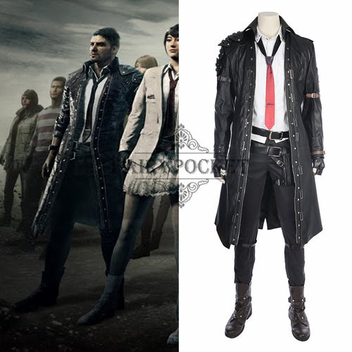 PlayerUnknown's Battlegrounds Cosplay Costume - C