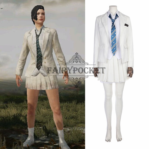 PlayerUnknown's Battlegrounds Cosplay Costume - D
