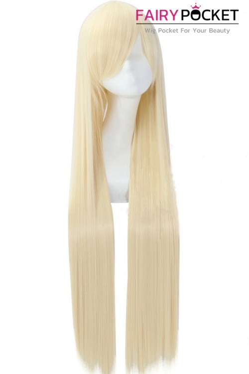 Pocket Monsters Lillie Cosplay Wig