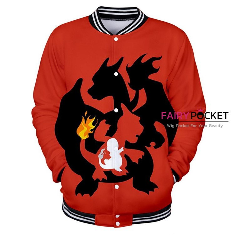 Pokemon Jacket/Coat - P