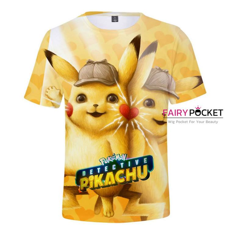 Pokemon Pikachu T-Shirt - M