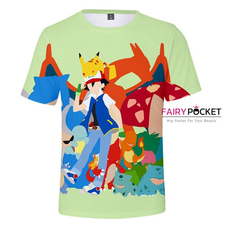 Pokemon T-Shirt - D