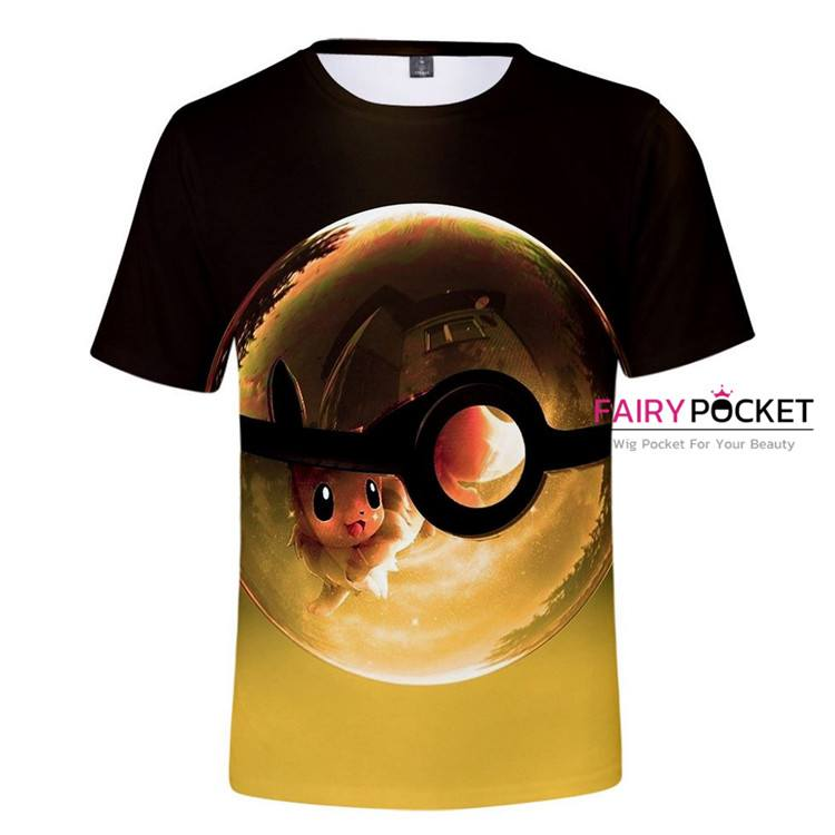 Pokemon T-Shirt - H