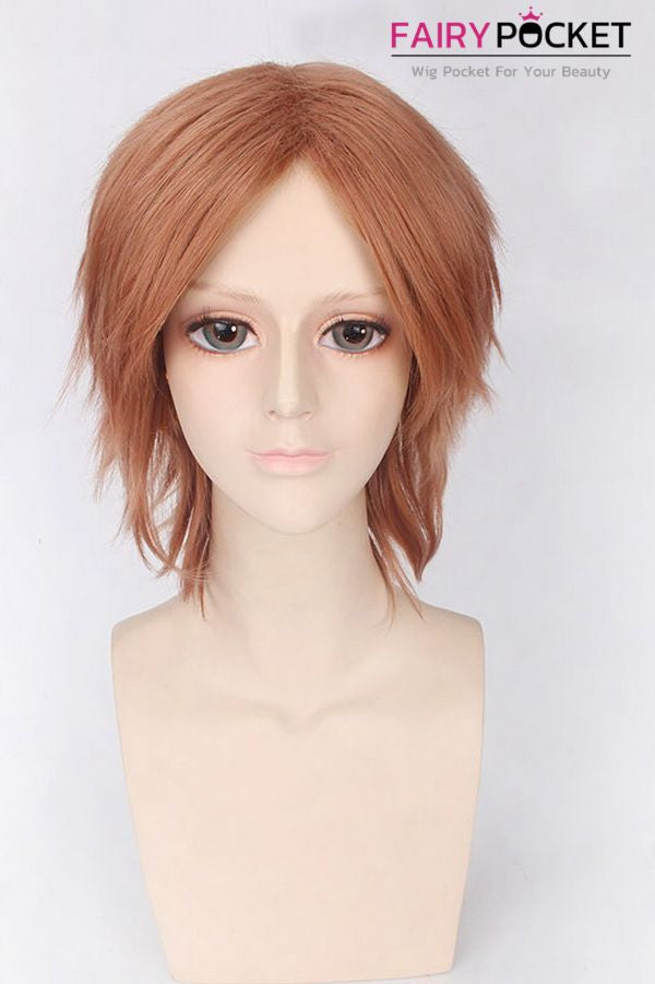 Red Data Girl Yukimasa Sagara Anime Cosplay Wig