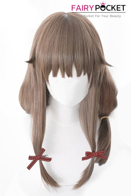 Rascal Does Not Dream of Bunny Girl Senpai Kaede Azusagawa Cosplay Wig