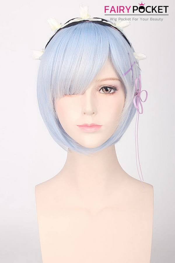 Re:ZERO Rem Anime Cosplay Wig