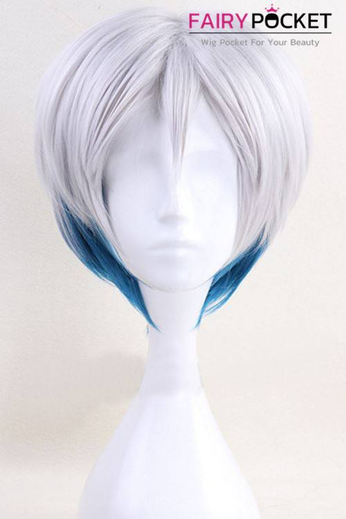 Ready Player One Parzival Cosplay Wig