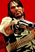 Red Dead: Redemption 2 John Marston Cosplay Wig