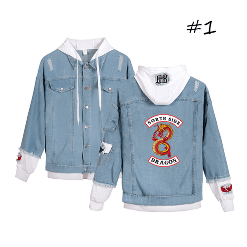 Riverdale Anime Jacket/Coat (4 Colors) - C