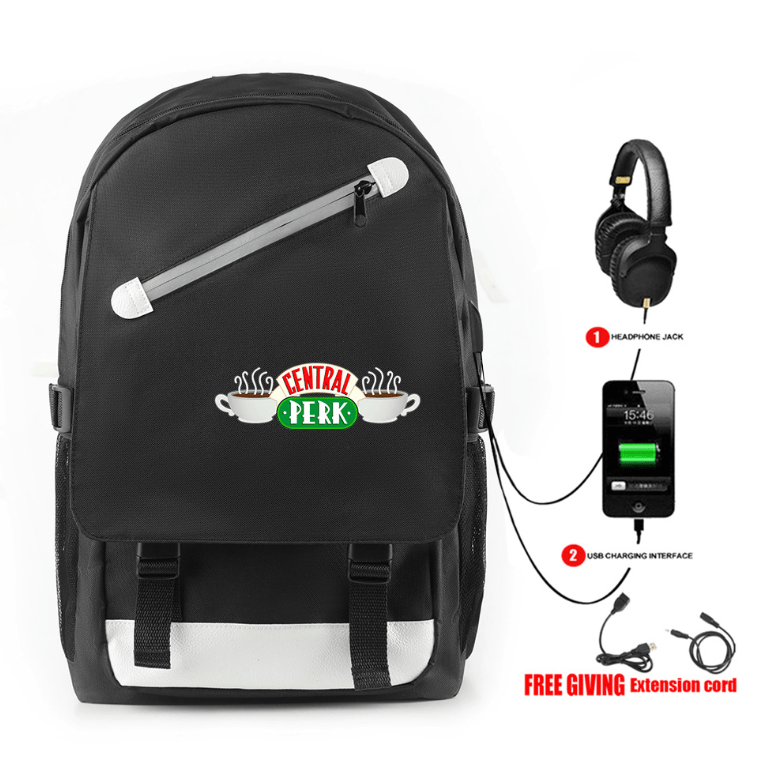 Riverdale Backpack (5 Colors) - O